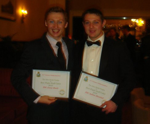 Jonny and Ashton - John Stride Trophey Winners
