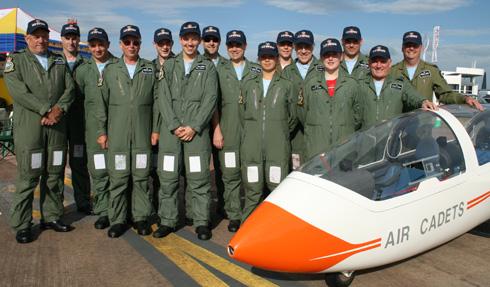 RIAT 2009 Team
