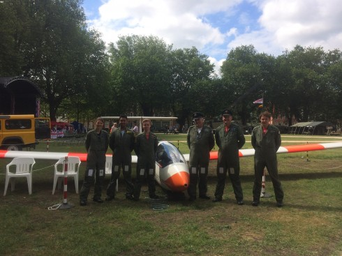 Armed Forces Day 2014 - Queens Square 1