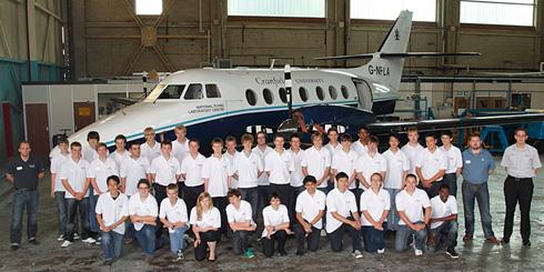Schools Aerospace Challenge 2010